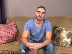 Hairy Arab porn Jacking His Huge...
