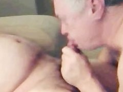 Some old gay man tube blowjob
