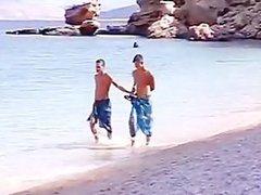 Buff sex Studs Make Love xnxx On The Beach