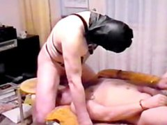 Mouth fucking porn of Gay slave