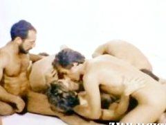 Vintage Gay S&M: gonzo 10:30am Monday, Scene xxx 3