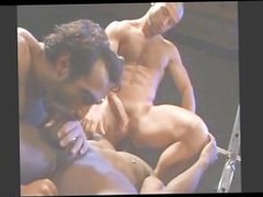 Jerking Off while getting tube Rimmed galore - Part 2 of Compilation