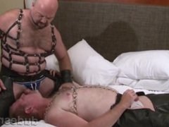 Leather Daddies porn Bareback