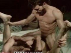 Vintage sex porn star Al xnxx Parker fucks Bob Blount in INCHES (1979)