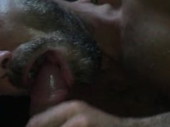 My BF is sucking anal my fuck huge cock as i'm fingering his ass
