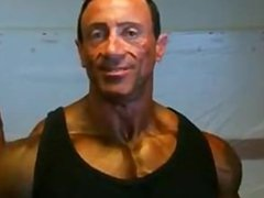 MY GOAL porn IS TO LOOK LIKE hub THIS HOT ROIDGUTTED MUSCLEDAD 5/5