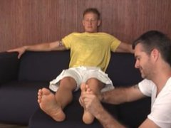 larry feet porn worship