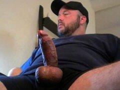Rubbing Out porn A Big Load