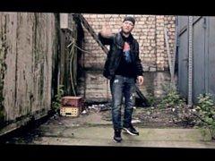 German Youtuber getting gonzo destroyed by German xxx Rapper