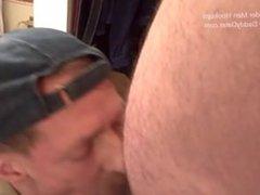 Uncut Cameraman Bear gonzo Gets Blown by xxx 2 Horny Daddies