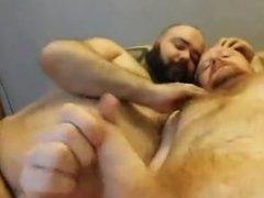 2 Danish - Young tube Hairy galore Guy & Mature Daddy Guy (Bears Show 2)