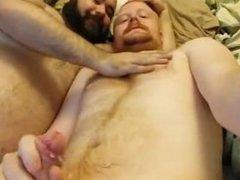 2 Danish porn - Young Hairy Guy hub & Mature Daddy Guy (Bears Show 2)