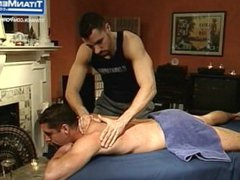 Massage Bait porn Buttfucked by Muscle Buddy
