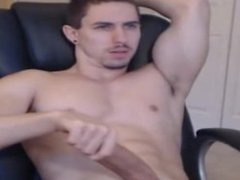 Smooth Curved Cock gonzo Cum Eater