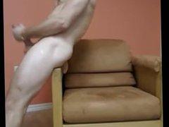 ripped muscle porn jock strokes huge cock hub - big underwear bulge