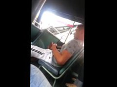 Caught Jackin On gonzo The Bus