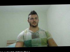 Joshua Muscle webcam show