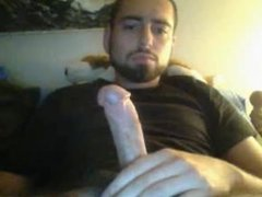 Male Cam porn 3 cumming on webcam