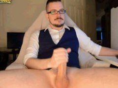 jerkoff on porn cam # frenchguy