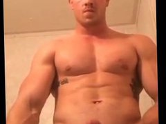 Muscle Jack porn off and hole Show hub off