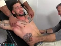 Natural naked porn hairy toes and big hub black feet fetish gay Ricky and I took
