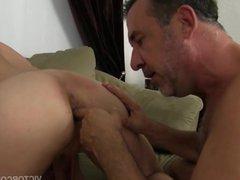 Josh and porn Victor Bareback Flip Fuck