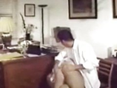 Fucked & porn spanked