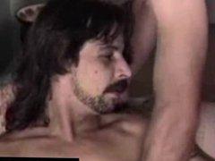 Dirty southern redneck giving tube blowjob