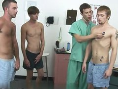 Male models Today gonzo a group of xxx studs stop by