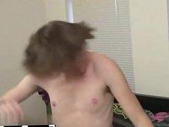 Twink movie porn of Cute fresh emo hub boy Devon