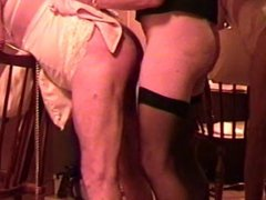 Crossdresser sex turns uncle into xnxx a sissy whore
