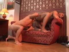 Rick and Ted gonzo fucking Flip Flop xxx - a hot couple III