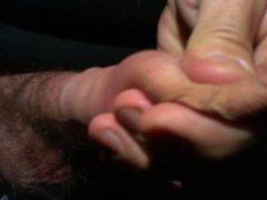 Cum sex in foreskin 01