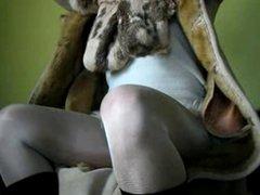 orgasm in porn fur