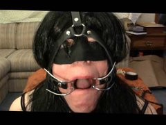 CD Sissy Fucked and tube Gagged galore for ACF