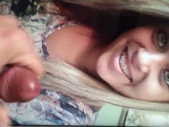 Cum Tribute For gonzo Young Blonde Teen xxx With Braces