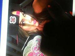 WWE Nikki Bella cum anal tribute