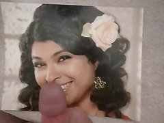 Cum tribute porn to sexy Indian celebrity hub chef Aarti