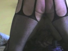 CD Julia porn fucked in lingerie bareback hub and cum on ass