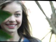 03.02 - Cum Tribute anal on fuck Sarah Hyland