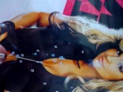 WWE Kaitlyn porn Cum Tribute