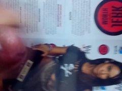 WWE AJ Lee Cum anal Tribute fuck #9