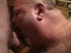 Blow Job and gonzo Facial