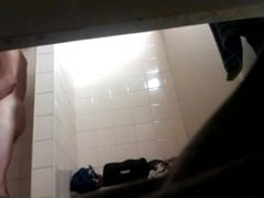 Gym Shower Jerk gonzo Off