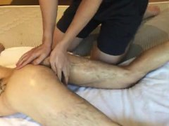 Gay Asian sex in anal Massage fuck - Masaje Gay