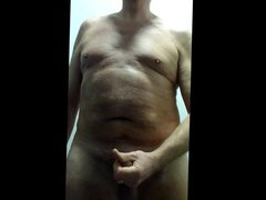 Wank sex in a swimming xnxx pool changing cubicle