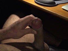 Huge Cock Huge Load anal pulsating fuck Dick (Slowmo) HD