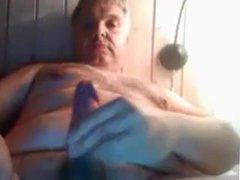 Stocky daddy porn shooting 1