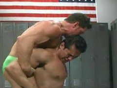 muscle naked wrestling gonzo Mark W. Vs xxx Rico Del.