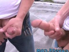 Porno sex video gay school xnxx bathroom first time In this week's Out in Public